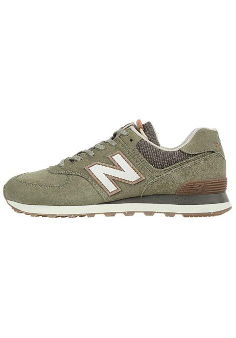 NEW BALANCE ML574 D - Sneaker für Herren - Grün