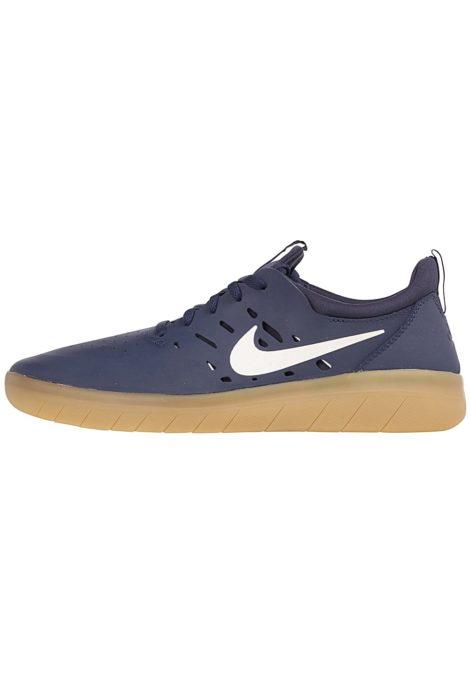 NIKE SB Nyjah Free - Sneaker für Herren - Blau