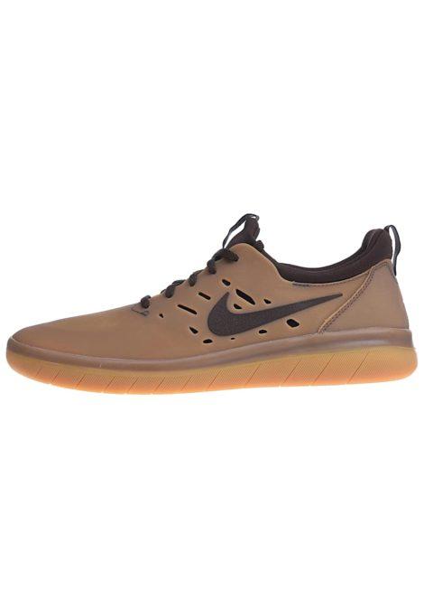 NIKE SB Nyjah Free - Sneaker für Herren - Braun