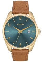 NIXON Bullet Lthr - Uhr für Damen - Grün