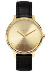 NIXON Kensington Lthr - Uhr für Damen - Gold