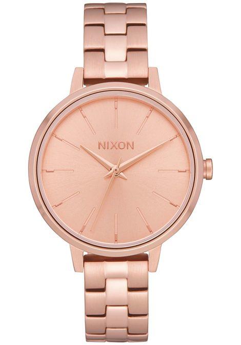 NIXON Medium Kensington - Uhr für Damen - Gold