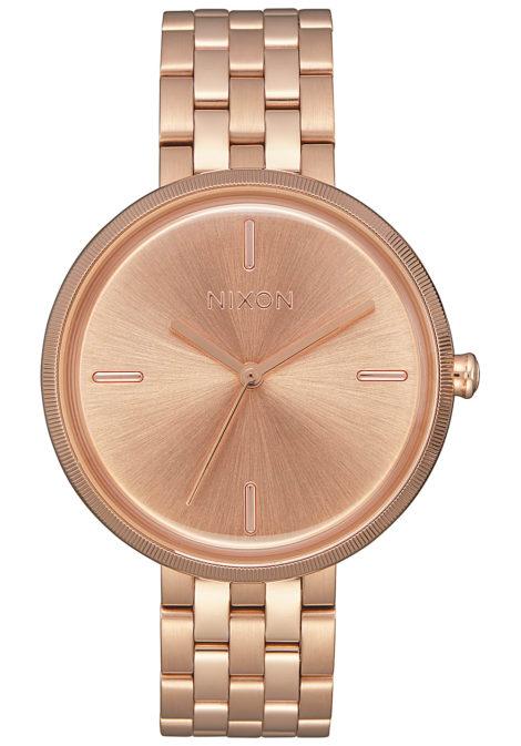 NIXON Vix - Uhr für Damen - Gold