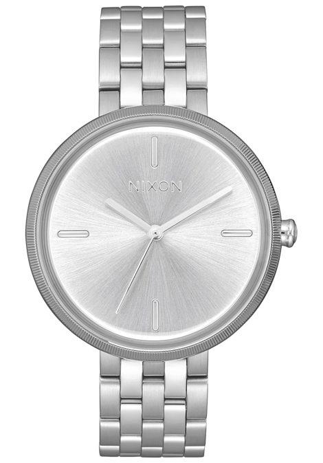 NIXON Vix - Uhr für Damen - Silber