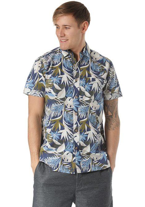 O'Neill Wailuku S/S - Hemd für Herren - Blau