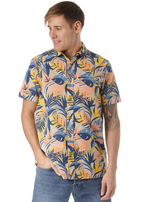 O'Neill Wailuku S/S - Hemd für Herren - Orange