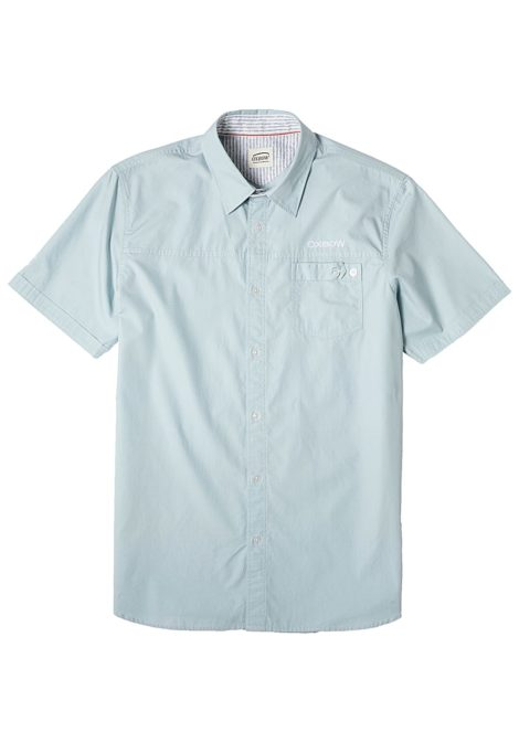 OXBOW Cantana - Hemd für Herren - Blau