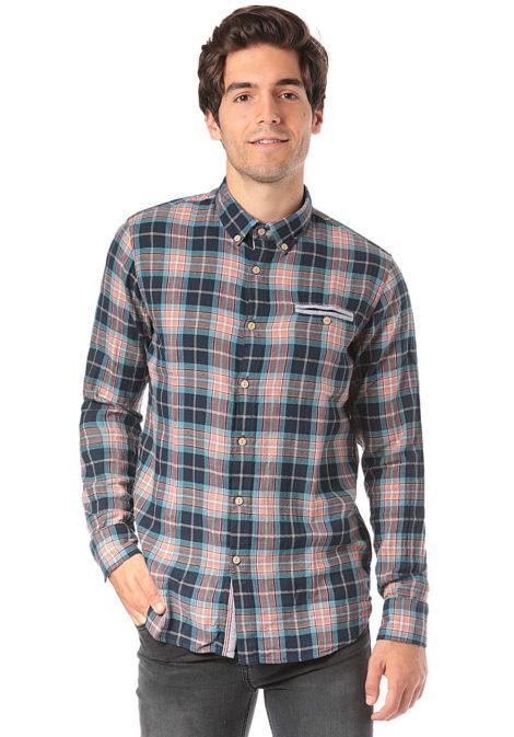 OXBOW Caper - Hemd für Herren - Blau