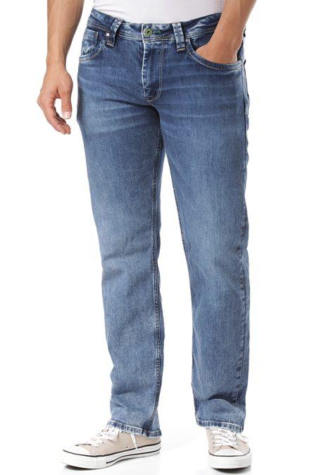 PEPE JEANS Kingston Zip - Jeans für Herren - Blau