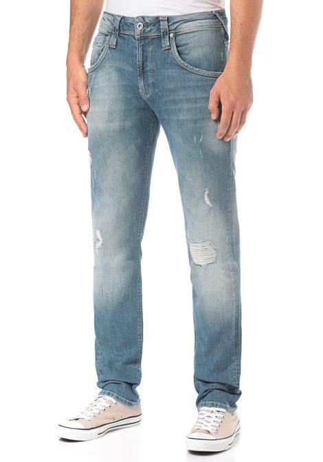 PEPE JEANS Zinc - Jeans für Herren - Blau