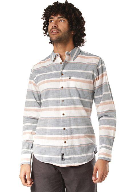 PICTURE Tahupo - Hemd für Herren - Mehrfarbig