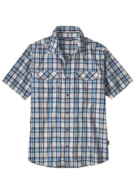 Patagonia High Moss - Hemd für Herren - Karo