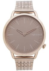 Rip Curl Super Slim Rose Gold Sss - Uhr für Damen - Gold