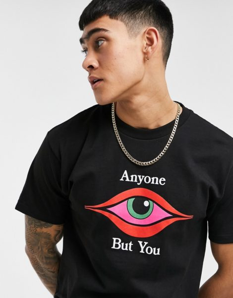 The Hundreds - Anyone - T-Shirt in Schwarz