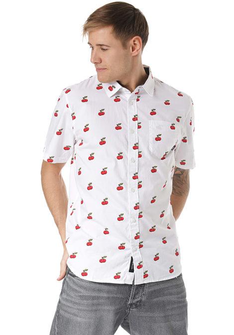 VANS Cherries - Hemd für Herren - Weiß