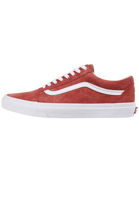 VANS Old Skool - Sneaker für Herren - Rot