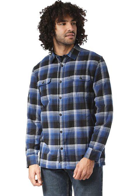 VANS Vans X Anti Hero - Hemd für Herren - Blau