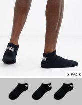 Vans - Classic Low - Socken in Schwarz im 3er-Pack