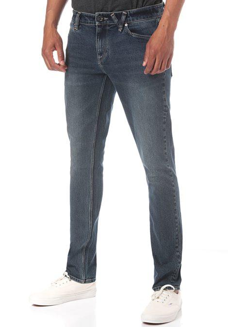 Volcom 2X4 - Jeans für Herren - Blau