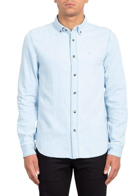 Volcom Bayond L/S - Hemd für Herren - Blau