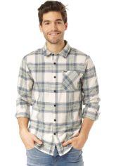 Volcom Caden Plaid L/S - Hemd für Herren - Grün