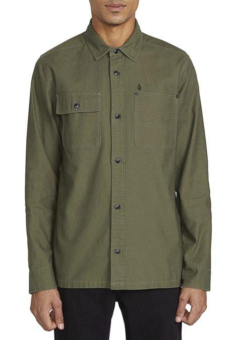 Volcom Caven - Hemd für Herren - Grün