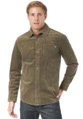 Wemoto Baker - Hemd für Herren - Grün