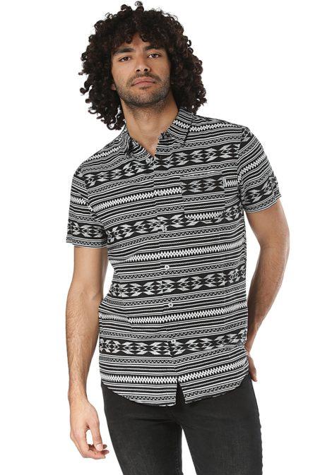 Wemoto Scott - Hemd für Herren - Schwarz