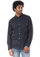 Wemoto Shaw - Hemd für Herren - Blau
