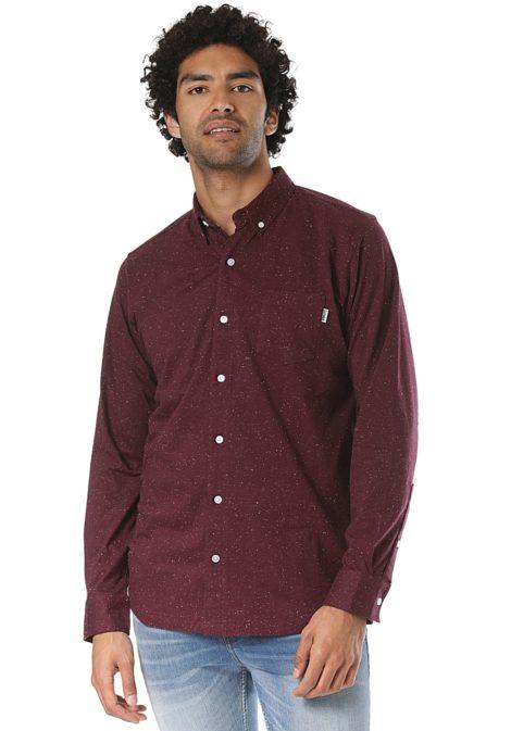 Wemoto Shaw - Hemd für Herren - Rot