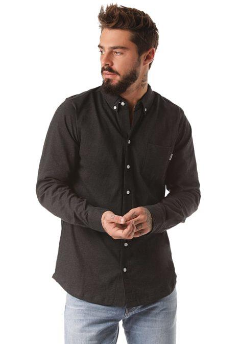 Wemoto Shaw - Hemd für Herren - Schwarz