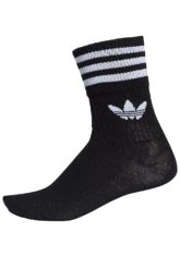 adidas Originals Mid Cut Crew Socken - Schwarz