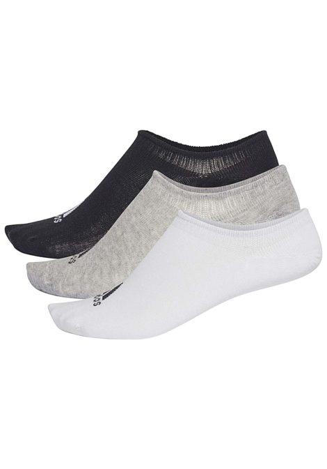 adidas Originals Performance Invisible 3pack - Socken für Herren - Schwarz