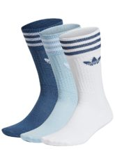 adidas Originals Solid Crew Socken - Blau