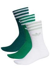adidas Originals Solid Crew Socken - Grün
