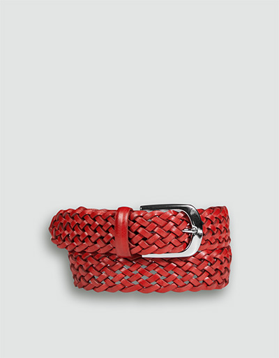 fashionsisters.de Gürtel rot 620006/54