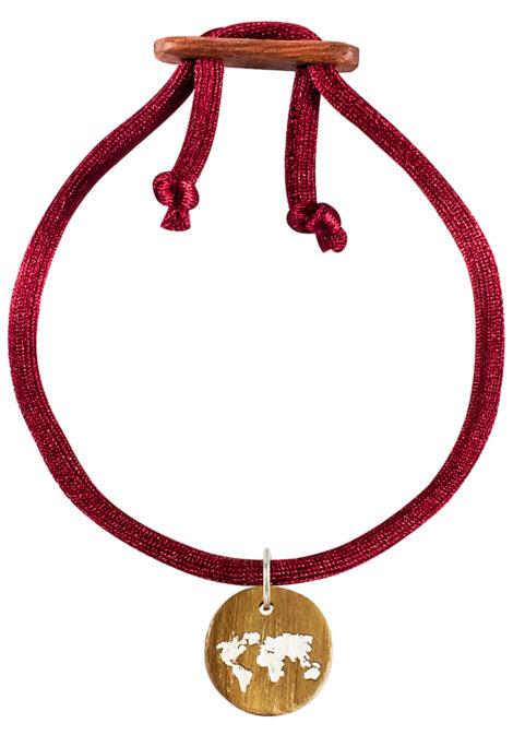 float Amulet Lycra World - Armband für Damen - Rot