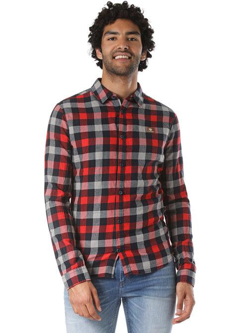 ragwear Check - Hemd für Herren - Karo