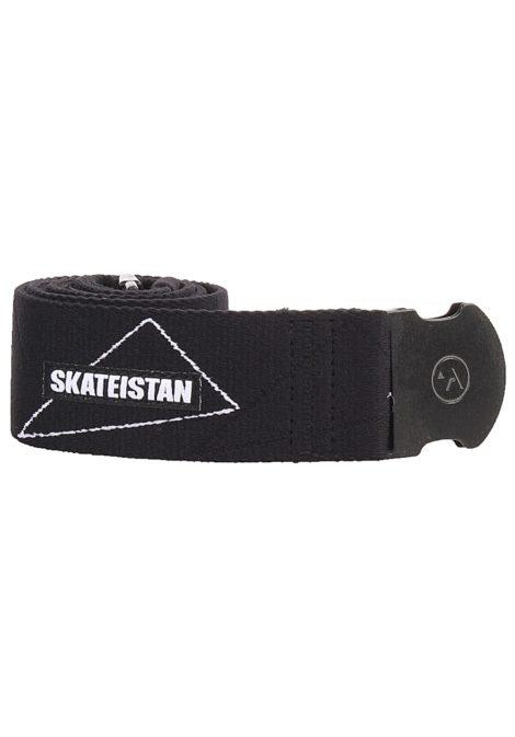 ARCADE Rambler Skateistan Gürtel - Schwarz