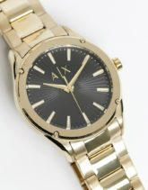 Armani Exchange - Herren-Armbanduhr AX2801-Gold