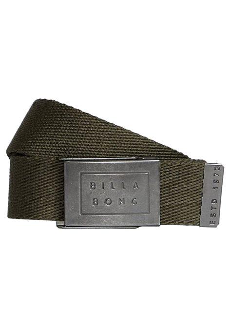 BILLABONG Sergeant - Gürtel für Herren - Grün