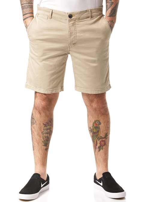 Chiemsee Shorts - Chino Shorts für Herren - Beige