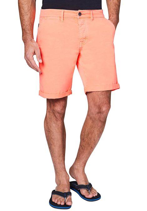 Chiemsee Shorts - Chino Shorts für Herren - Orange