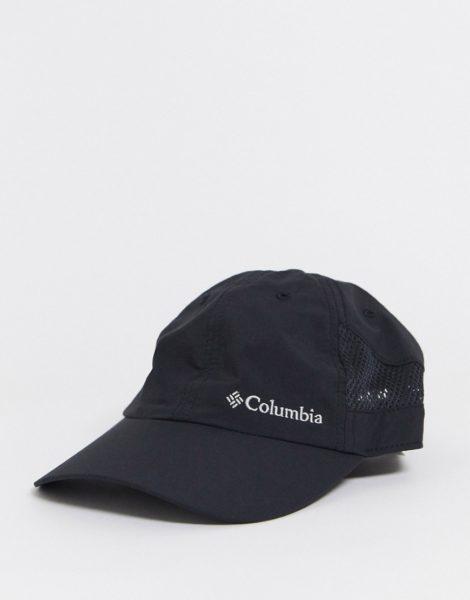 Columbia - Tech Shade - Schwarze Kappe