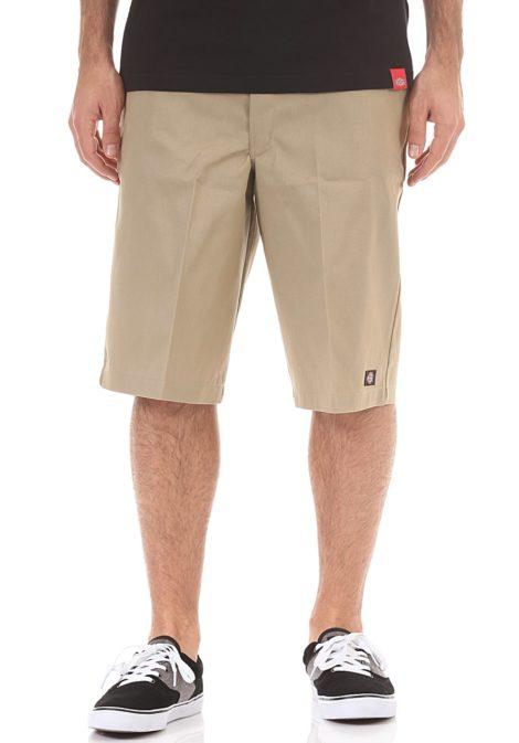 Dickies 13'' Multi-Pocket Work - Chino Shorts für Herren - Beige