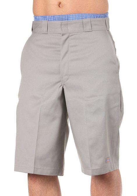 Dickies 13'' Multi-Pocket Work - Chino Shorts für Herren - Grau