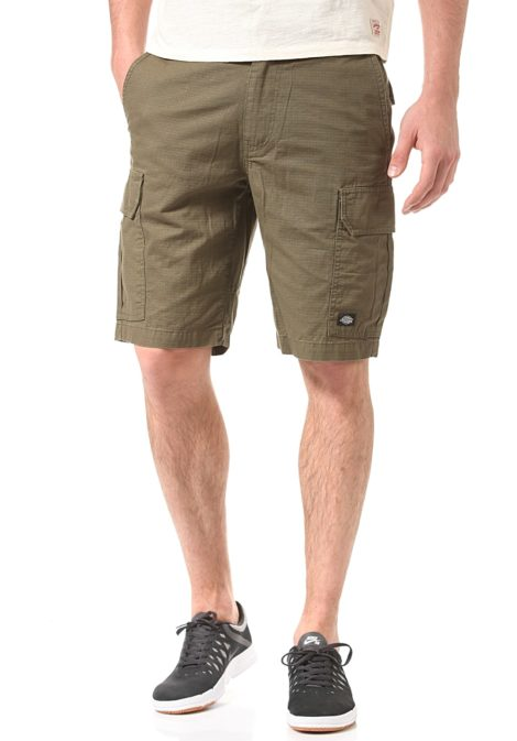 Dickies New York - Cargo Shorts für Herren - Grün