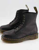 Dr Martens - 1460 - Pascal - Bex-Stiefel mit 8 Ösen in Schwarz