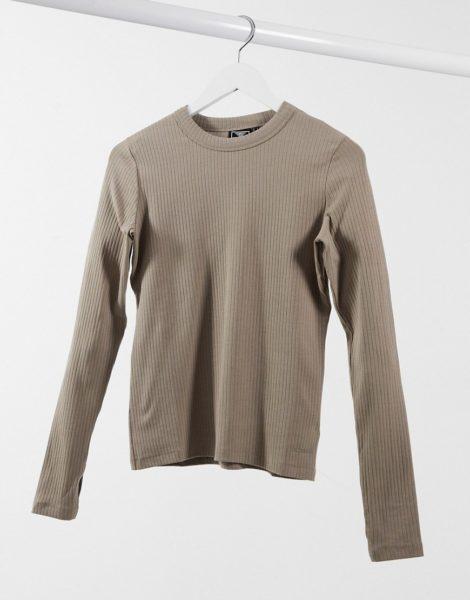 Hummel - Langärmliges Shirt in Braun