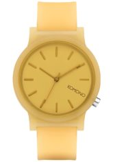 Komono Mono Uhr - Gelb